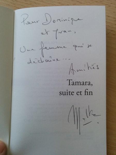 Marcus Malte Tamara