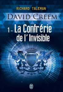 Richard Taleman - David Creem la confrérie de l'Invisible
