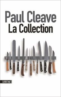 Paul Cleave - La collection