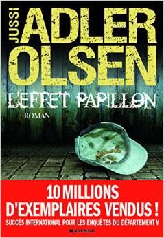Jussi Adler-Olsen  L'effet papillon