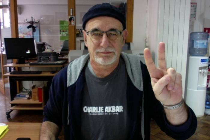 Ian Manook - Nous sommes Charlie
