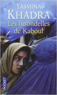 Les hirondelles de Kaboul Yasmina Khadra 2