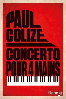 Paul Colize - Concerto pour 4 mains