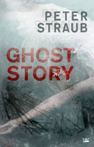 Peter Straub ghost story