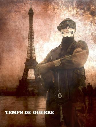Nicolas Lebel - Sans pitié ni remords - couverture alternative