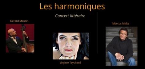 Les harmoniques Marcus Malte