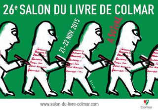 Salon du livre de Colmar 2015