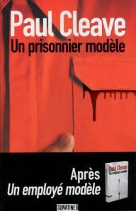 Paul Cleave - Un prisonnier modèle