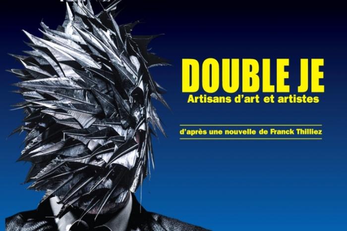 Double Je Franck Thilliez Palais de Tokyo